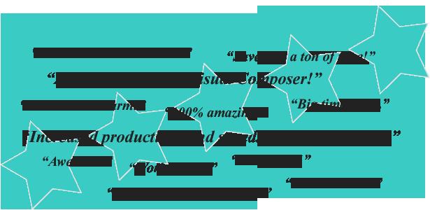 Visual Composer Clipboard testimonials
