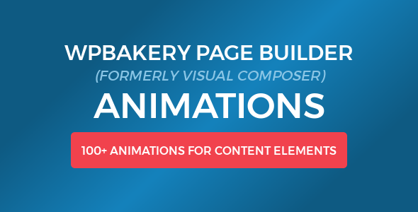 WPBakery Page Builder Animatons